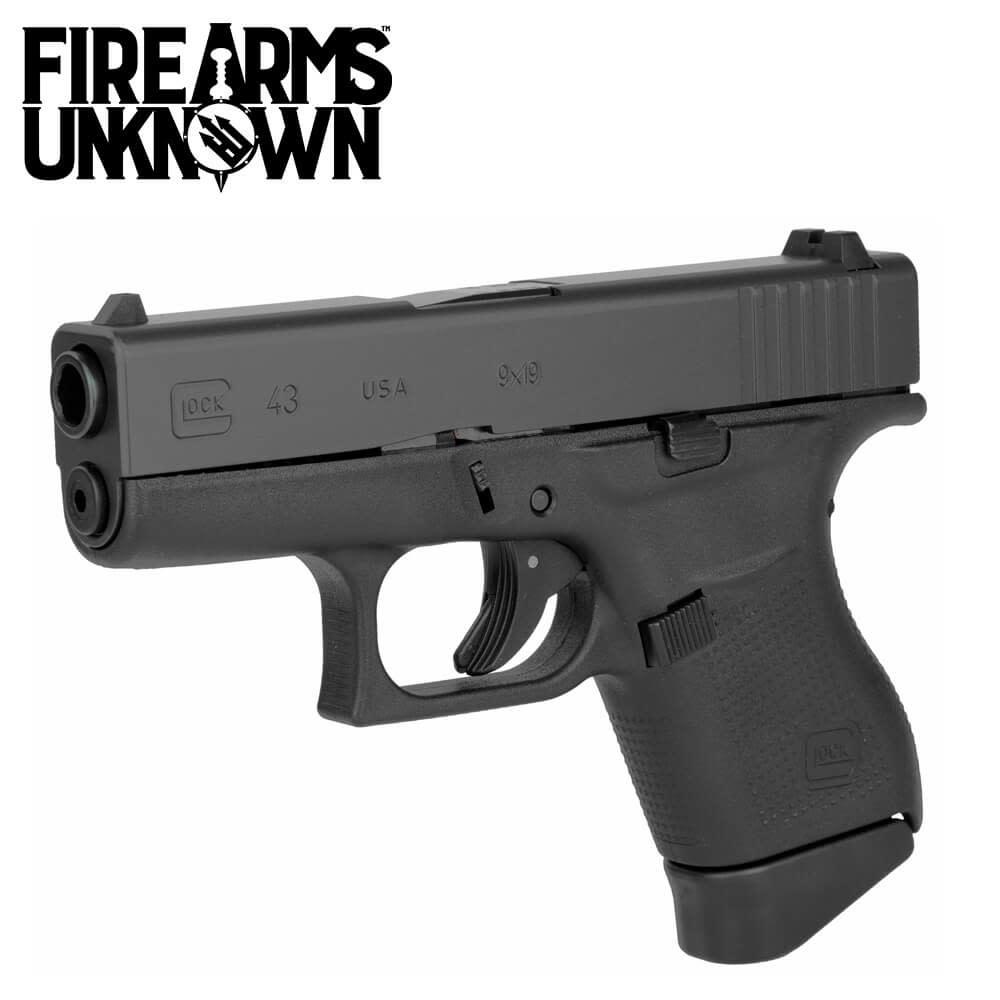 Glock G43 Pistol 9MM