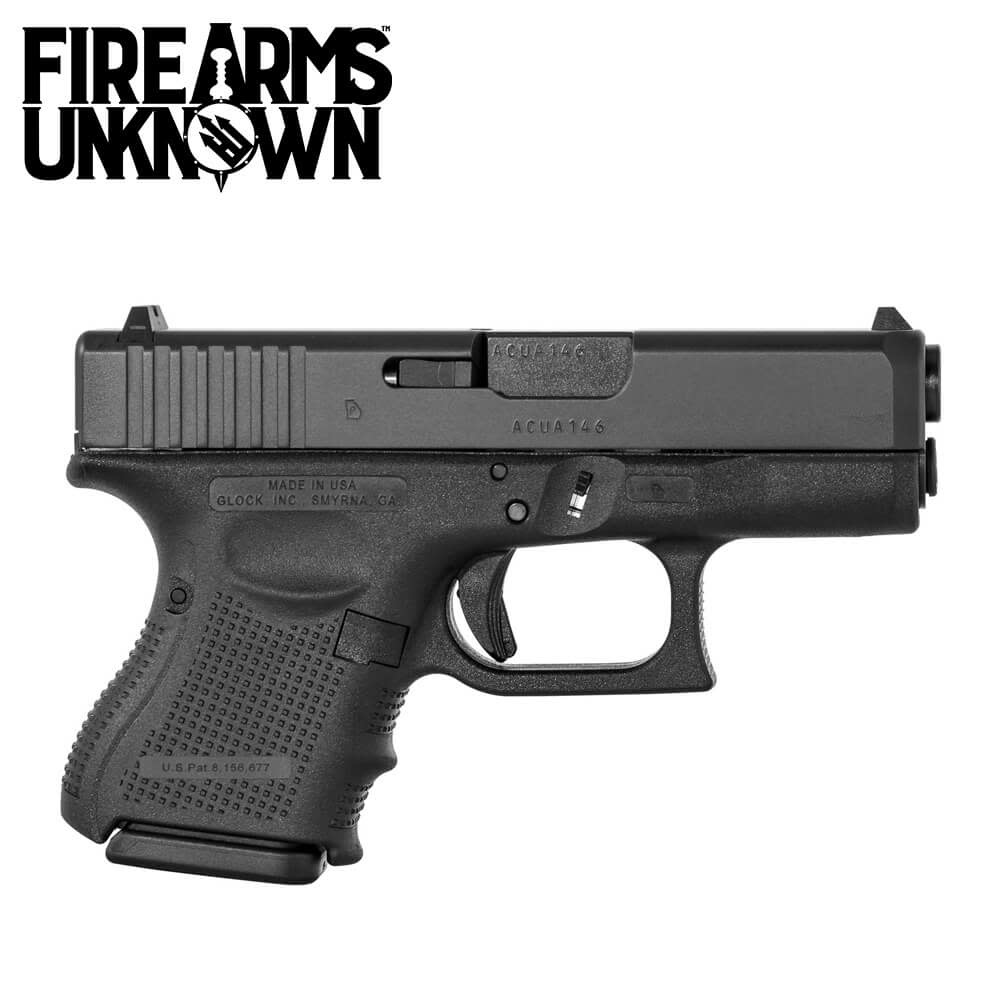 Glock G26 Gen 4 Pistol 9MM