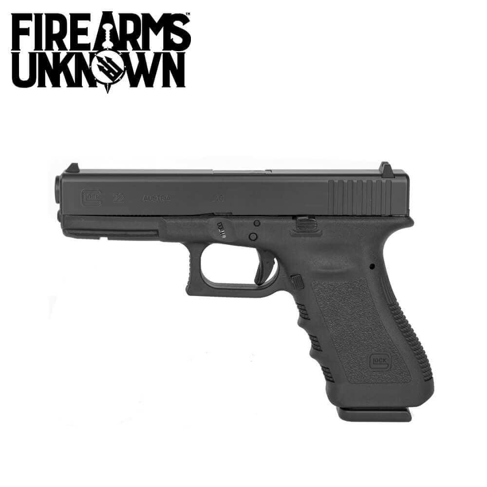 Glock G22 Pistol 40S&W