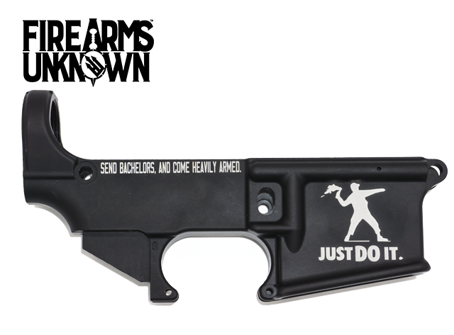 Limited Edition Boogaloo AR15 80% lower