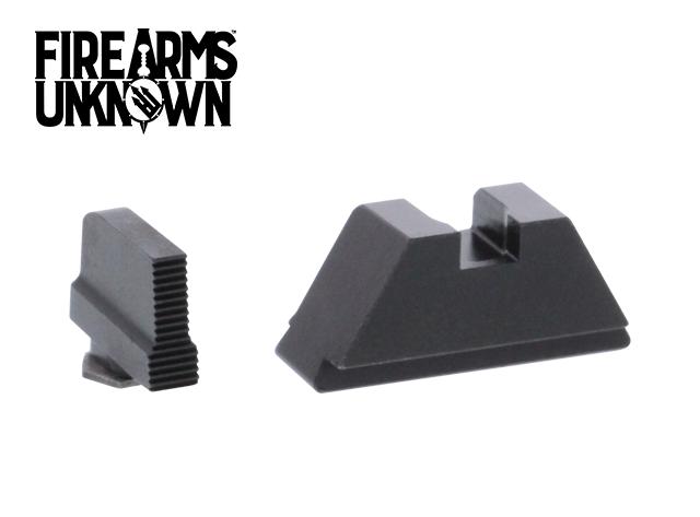 Ameriglo GL-429 Glock Suppressor Sights