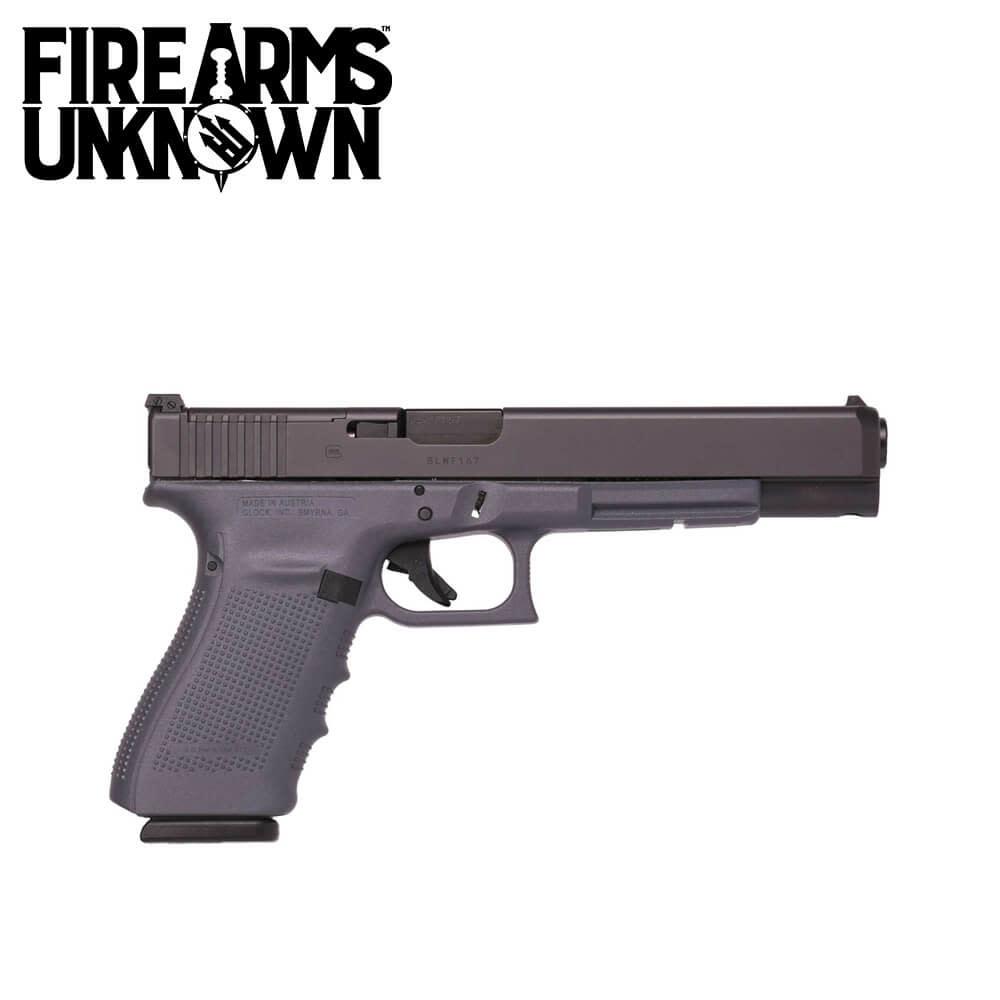 Glock G40 Gen 4  MOS Pistol 10MM Gray
