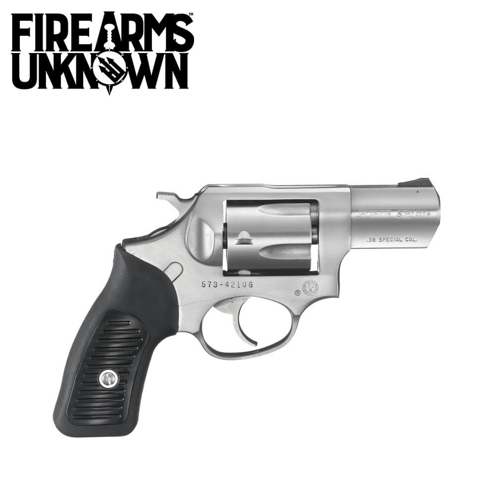"Ruger SP101, Double-Action Revolver, 357 Mag, 2.25"" Barrel Revolver .357 MAG"