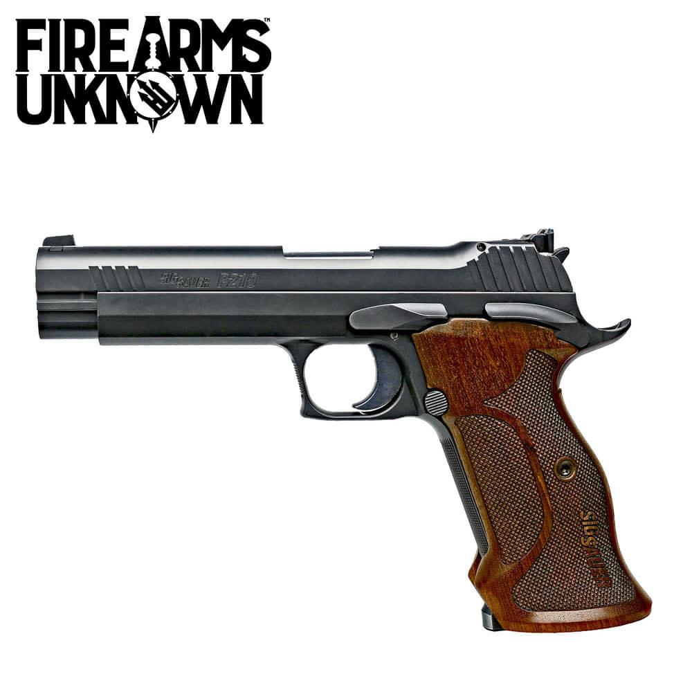 SIG SAUER P210 Pistol 9MM