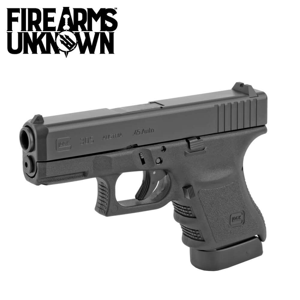Glock G30s Pistol 45ACP