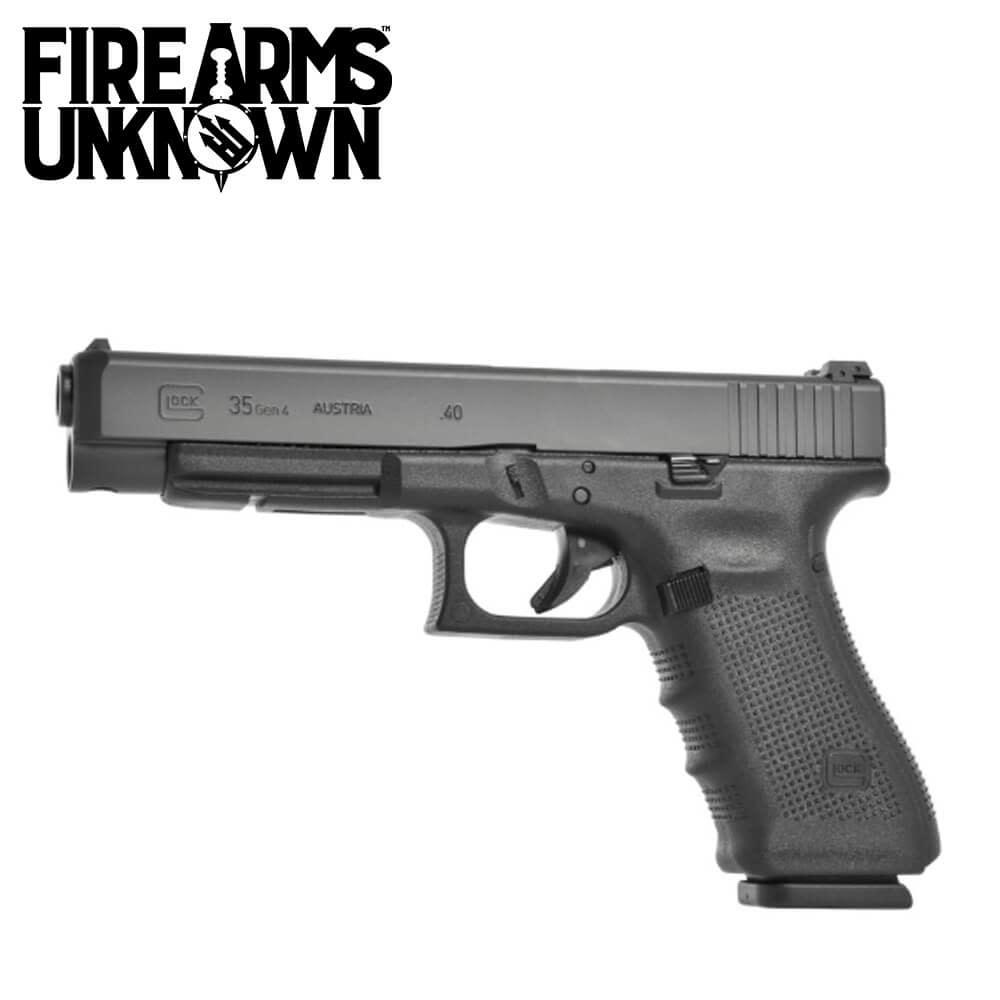Glock G35 GEN4 Pistol 40S&W
