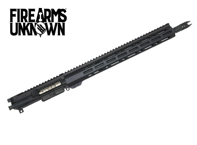 "FU ""Big Bug"" Complete Upper 16"" .300Blk, NIB Bolt, 4150v Black Nitride, Upper"