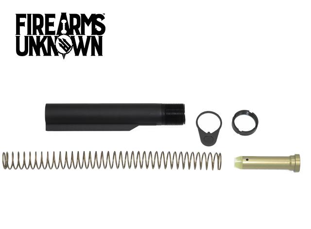 Blitzkrieg HE AR15 Carbine Buffer Tube Kit