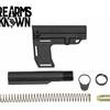 HE Buffer Tube Assembly + MFT Minimalist Blade Pistol Brace Mil-Spec