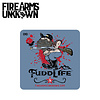 FU Coaster No. 010 - Fudd Life