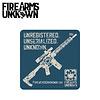 FU Coaster No. 004 - Rifle