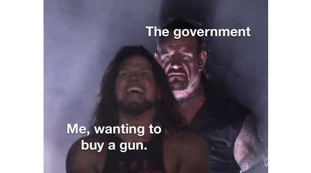 Am I legally allowed to own a gun?