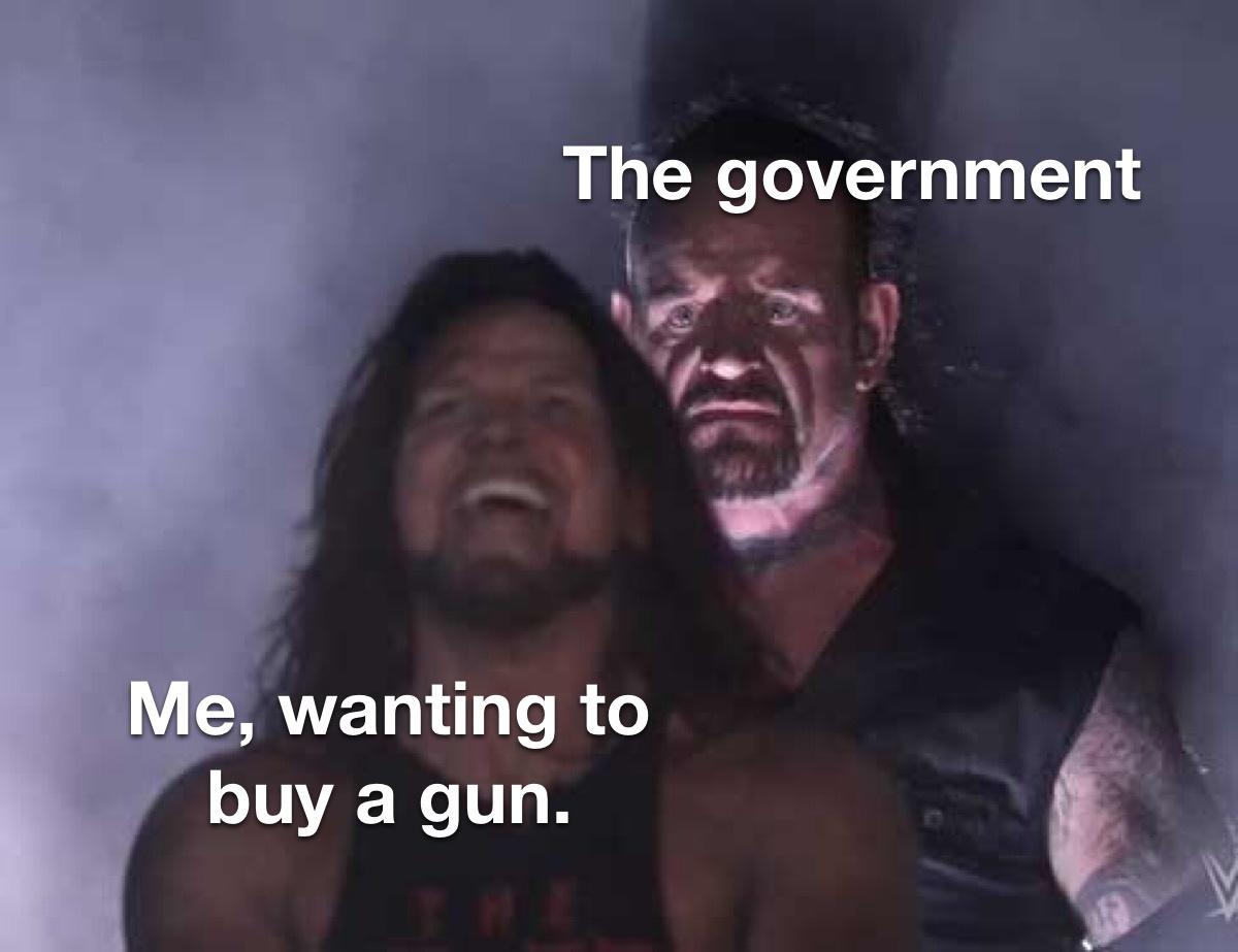 Am I legally allowed to own a gun?