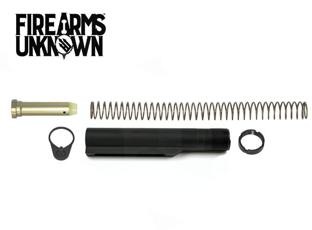 Blitzkrieg Tactical AR15 Carbine Buffer Tube Kit