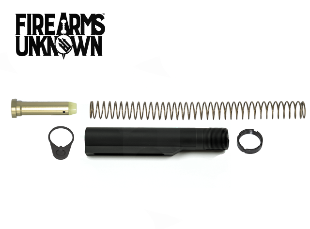 Blitzkrieg Tactical AR15 Carbine Buffer Tube Kit
