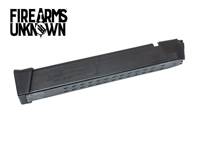 SGM Tactical 31rnd Magazine For Glock 40S&W Pistols