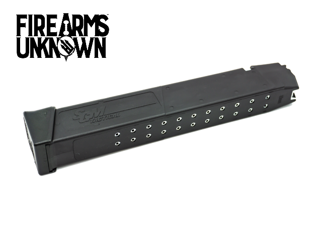 SGM Tactical 30rnd Magazine For Glock 10MM Pistols