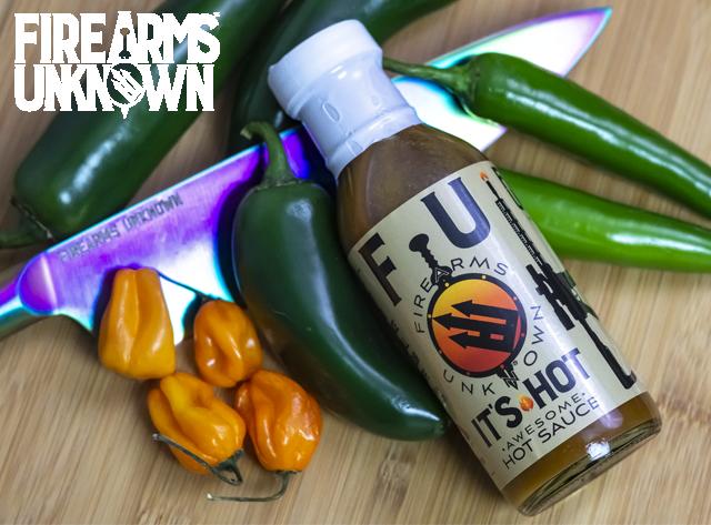 FU Hot Sauce (HOT)