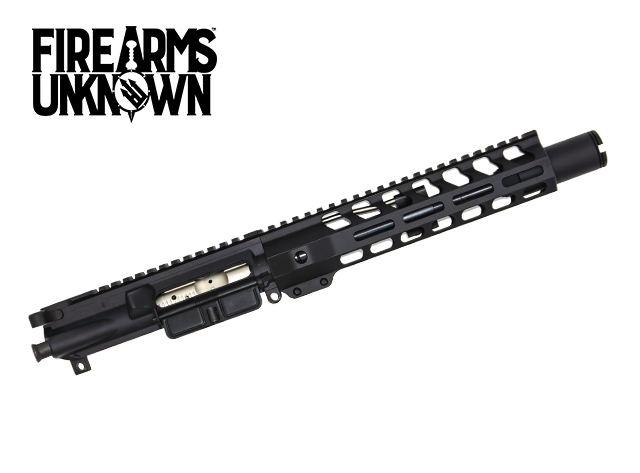 "The Inaugurator, Upper AR15 Free Float 300Blk 8"" NIB BCG"