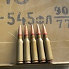 Russian Surplus 5.45 x 39 7N6 Ammunition, Can of 1080 Rounds