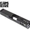 FU Glock Compatible Slide T4 Stripped G27 40 S&W Black