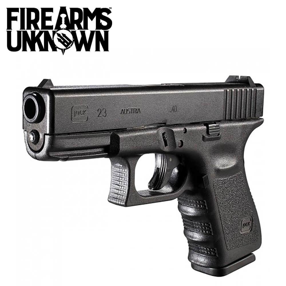 Glock G23 Pistol 40S&W