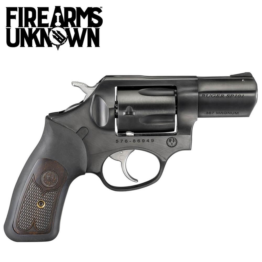 Ruger SP101 Revolver .357 MAG