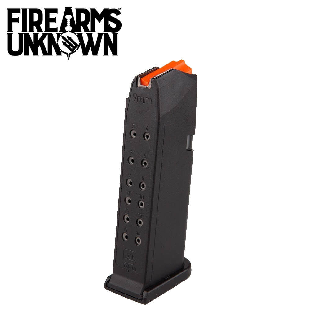 KCI-USA compatible w/Glock 19 (15 RD)
