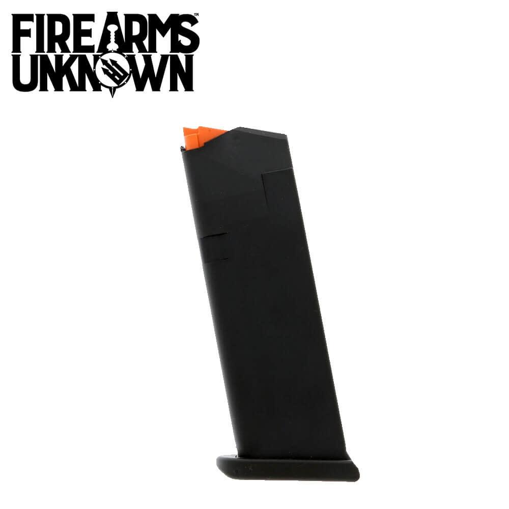 Glock OEM Magazine, 9mm For G43X & G48 10RD