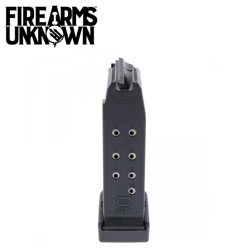 Glock OEM Magazine G26+FP 9mm (12RD)