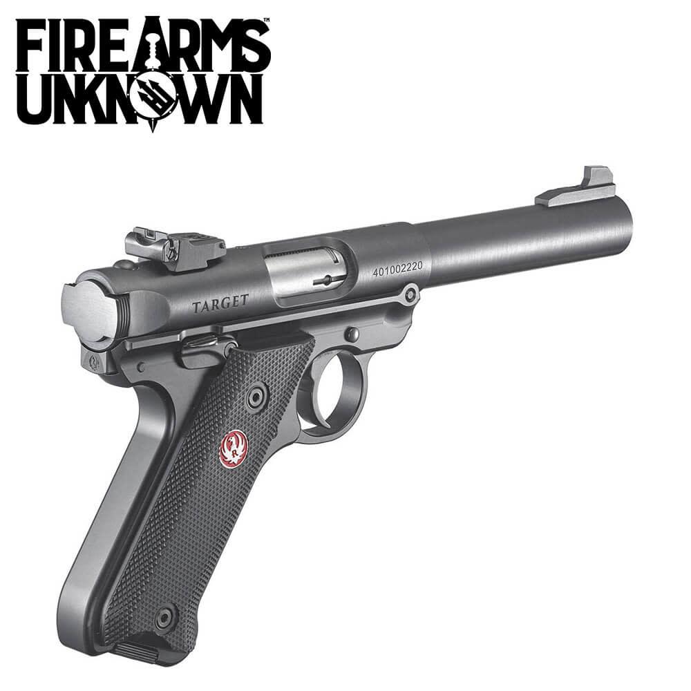 Ruger MKII Pistol 22LR
