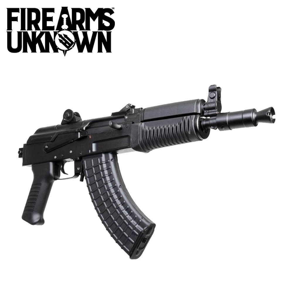 "Arsenal 7.62x39mm Semi-Automatic Pistol 8"""