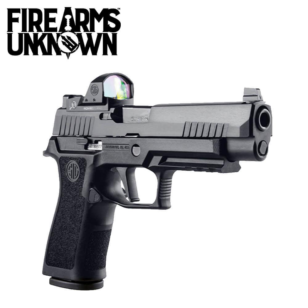 SIG SAUER P320C RXP Pistol 9MM