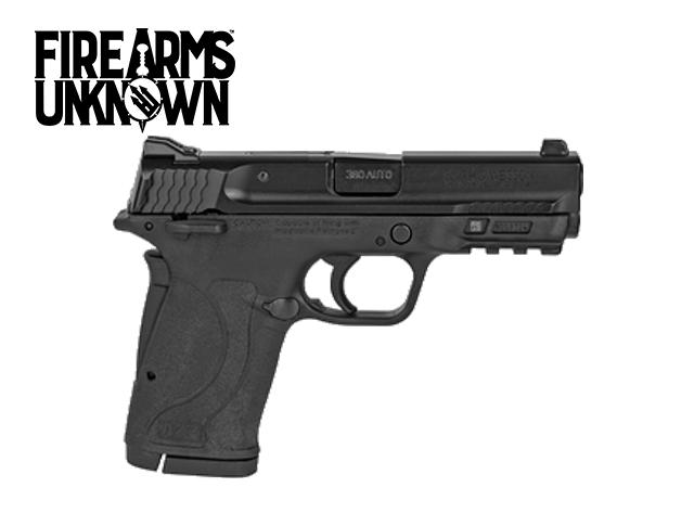 Smith & Wesson M&P 380 SHIELD M2.0 TS Pistol 380 AUTO