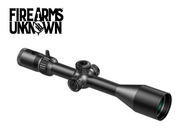 Swamp Fox Optics, Kentucky Long Tactical 2-12x44 FFP IR MOA 30mm Tube Riflescope