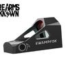 Swamp Fox Optics, Justice Micro Reflex Sight 1x27 Red Dot 3 MOA