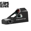 Swamp Fox Optics, Liberty Micro Reflex Sight 1x22 Red Dot 3 MOA
