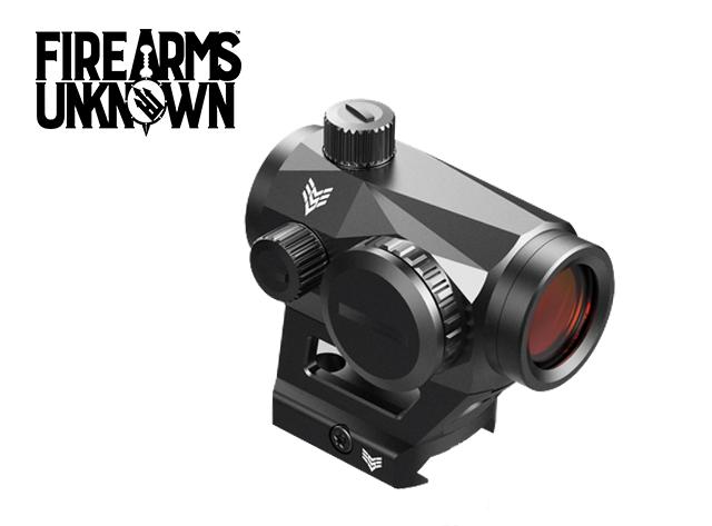 Swamp fox Optics, Liberator, Mini Red Circle Dot Sight