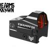 Swamp Fox Optics, Kingslayer, Micro Reflex Sight, Red Circle Dot