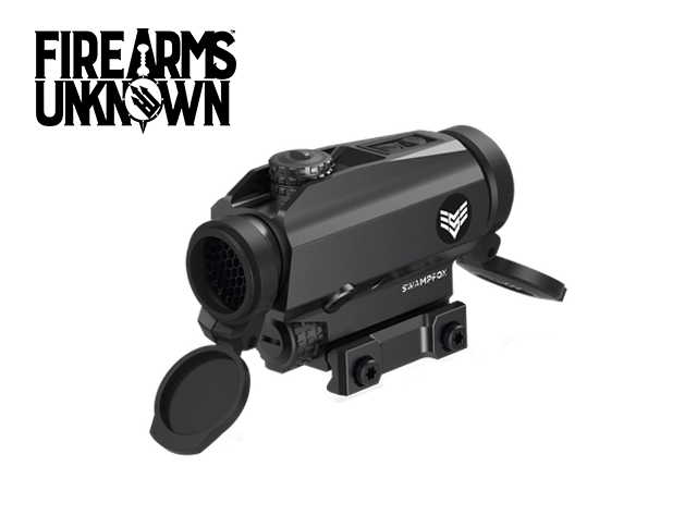 Swamp Fox Optics, Blade Prism Sight 1X25 Green IR  BRC