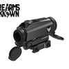 Swamp Fox Optics, Blade Prism Sight 1X25 Red IR  BRC