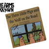 Limited Edition Signed Copy of The Three Little Pigs and the Wolf on the Road - Children's Book 1