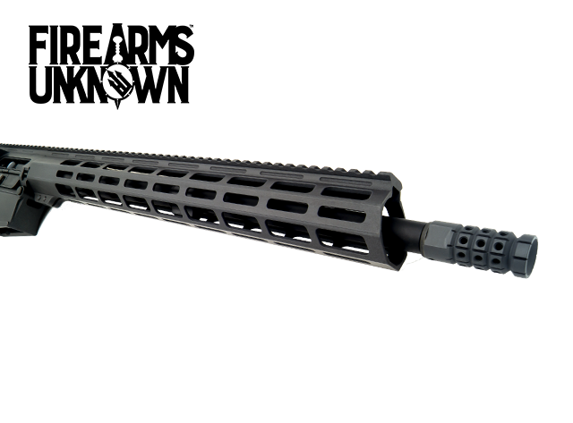 FU-NEWSOM LR308 .308win Rifle