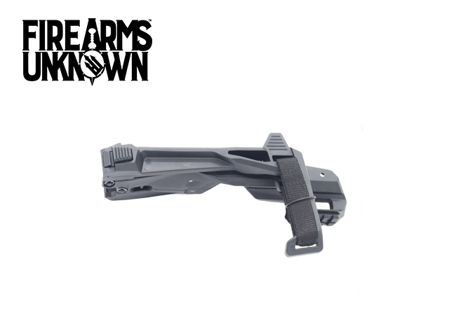 RECOVER TACTICAL 20/20S STABILIZER BRACE KIT FOR GLOCK PISTOLS W/ SLING & SIDE PIC RAIL