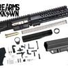 Complete AR15 Pistol Capital Key Kit - No Lower
