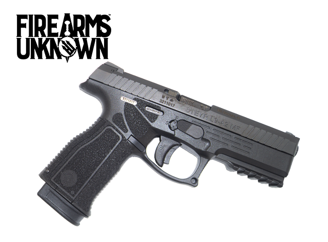 """Steyr Arms L9-A2 MF 9mm 4.5"""" Barrel 17+1"""