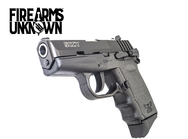 """SCCY CPX-1, 9mm, 3.1"""" 10RD"""