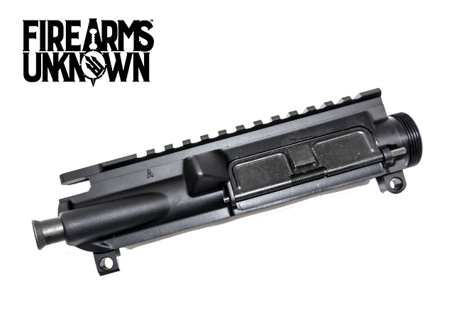 FuBU Assembled AR15 Upper, M4 feed ramps, No T-Marks