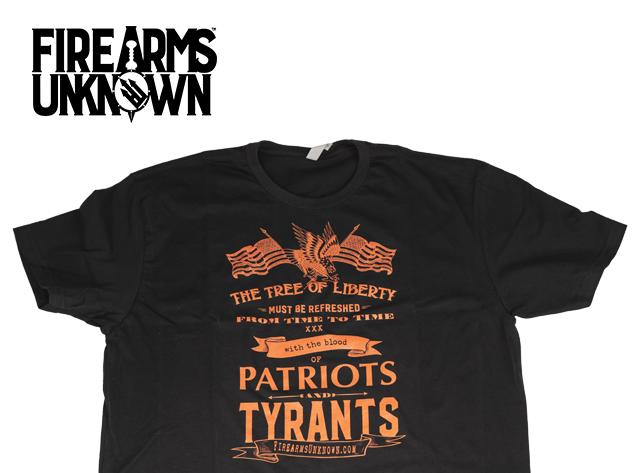 Tree of Liberty Shirt