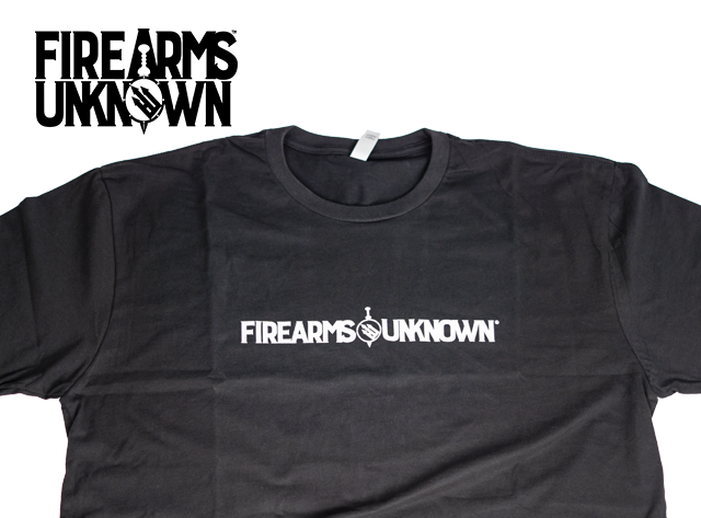 Firearms Unknown FU Plead the 2nd T-Shirt Black